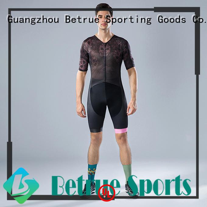 Betrue triathlon triathlon suit mens manufacturers for bike