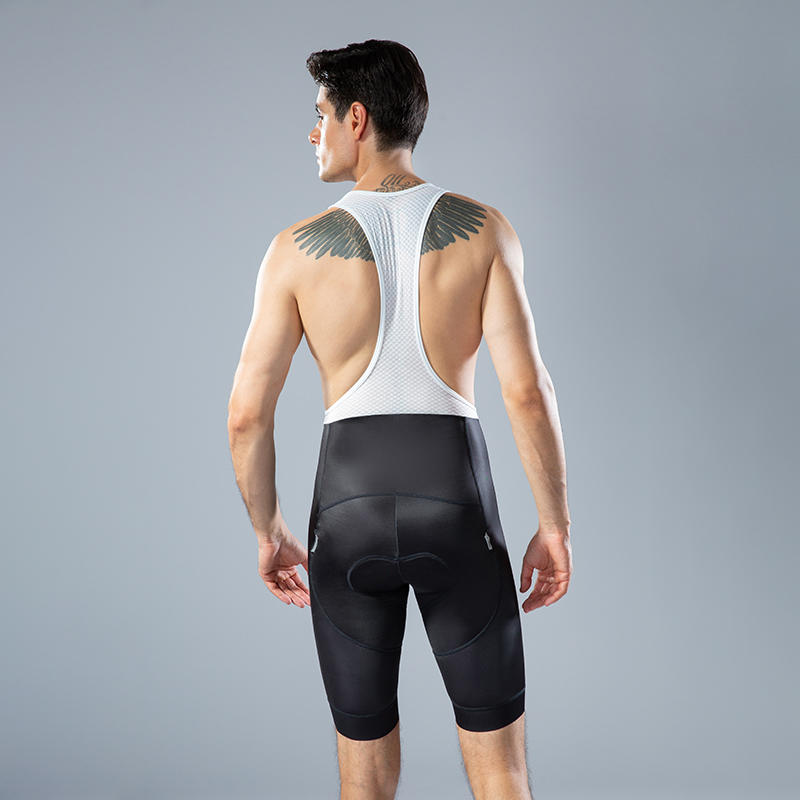 Italy fabric Men's cycling bib shorts for Top team cyclist BQ002
