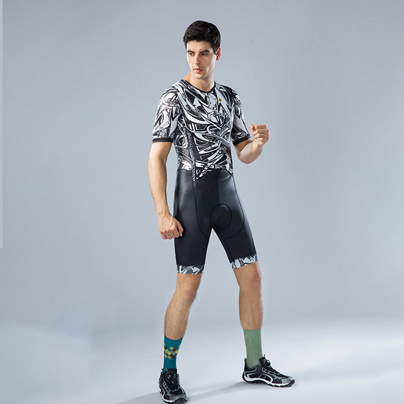 Best cycling skinsuit top Suppliers for sport-3
