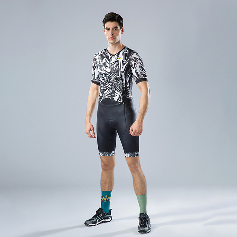 Best cycling skinsuit top Suppliers for sport-5