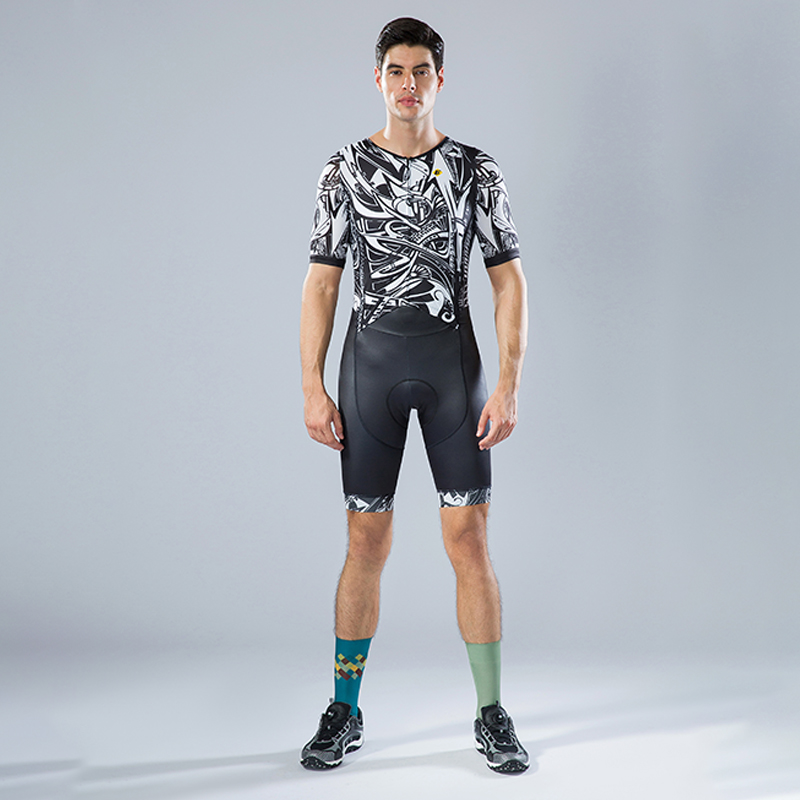 Best cycling skinsuit top Suppliers for sport-6