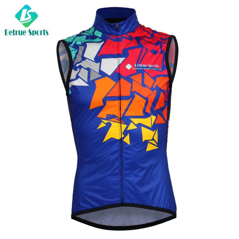 Custom cycling vest mens men Supply for men-1