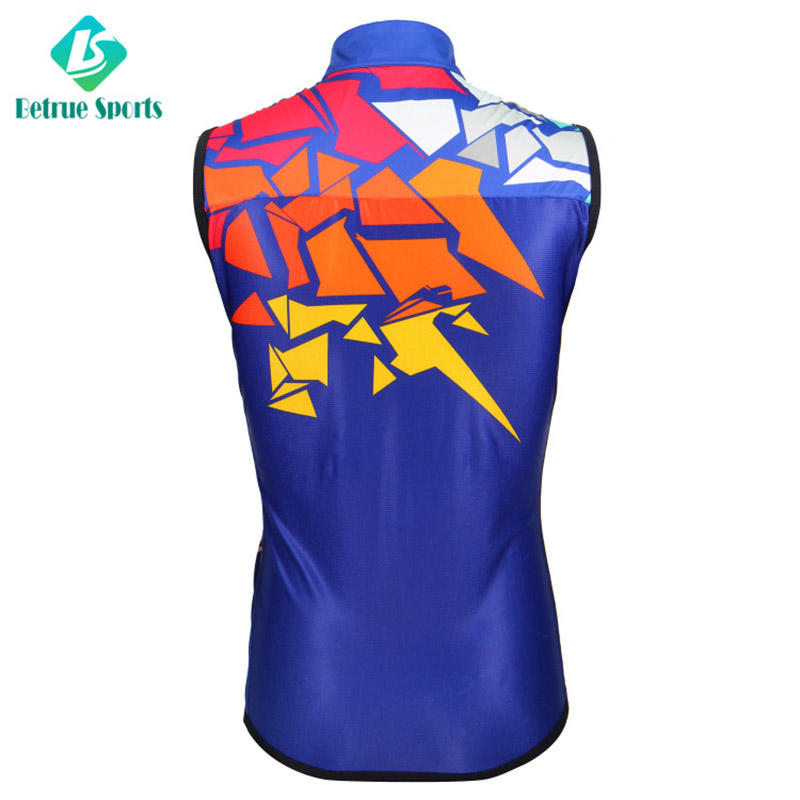 Custom cycling vest mens men Supply for men-2
