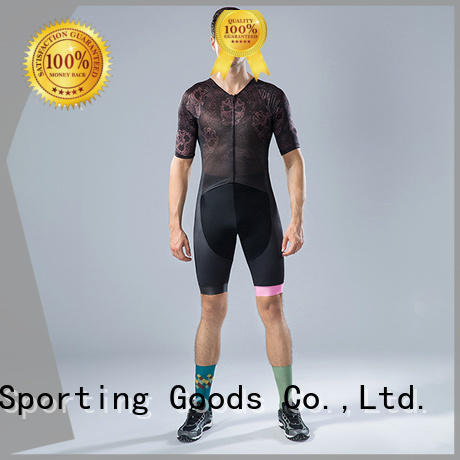 Betrue quality triathlon suit mens supplier for bike