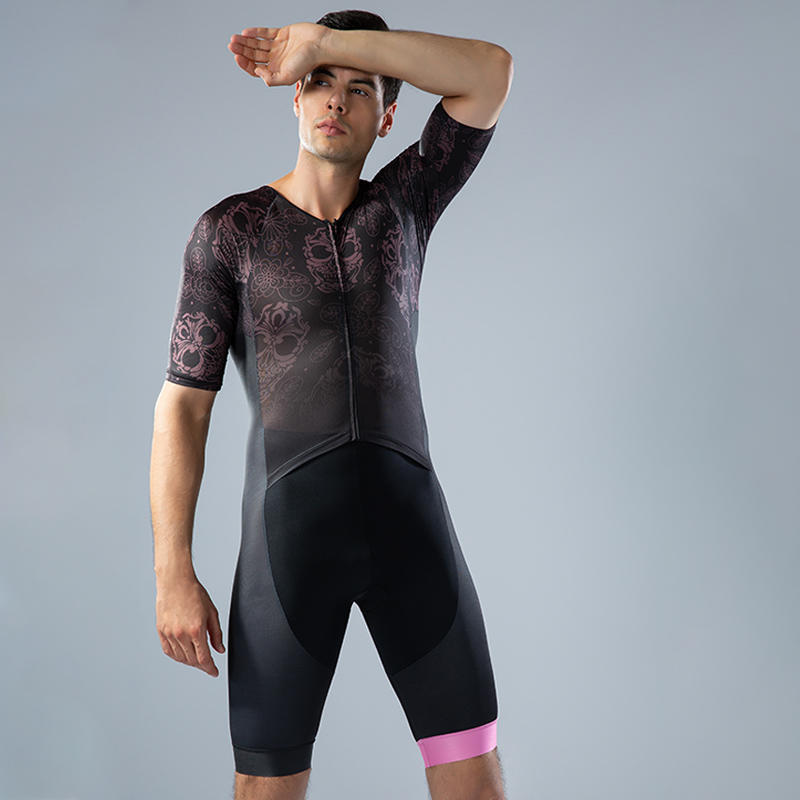 Betrue quality triathlon suit mens supplier for bike-2