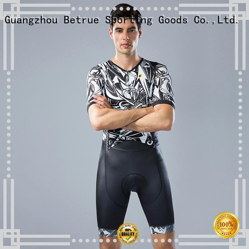 Betrue quality cycling skinsuit cheap series for men