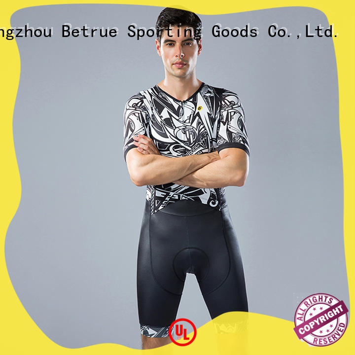 Betrue suits cycling skinsuit wholesale for women