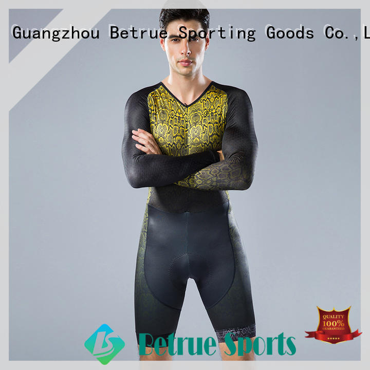 Latest cycling skinsuit cheap quality manufacturers for men