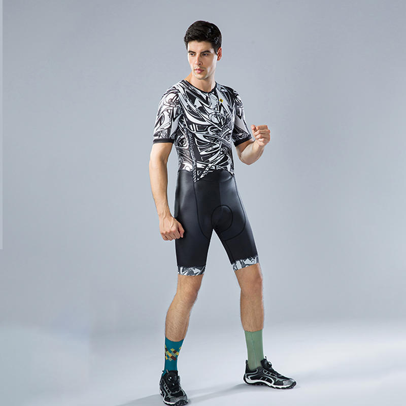 Wholesale cycling skinsuit cheap quality company for sport-3