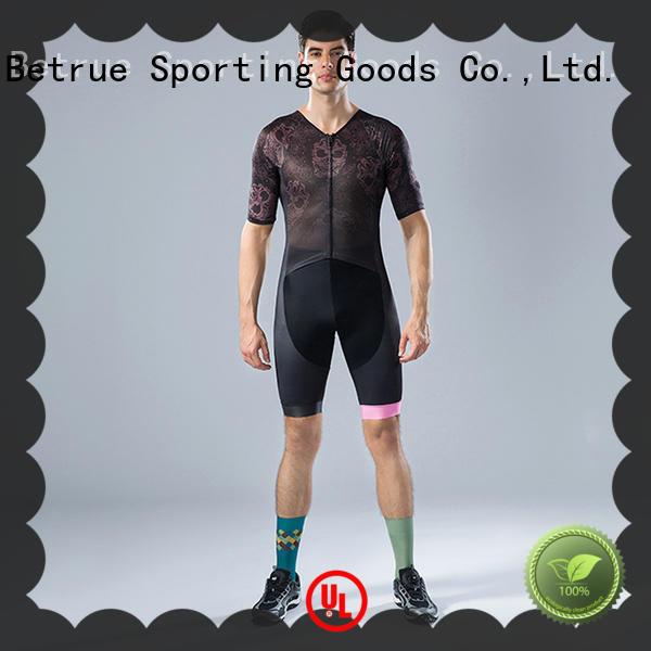 Betrue quality triathlon suit mens suit for men