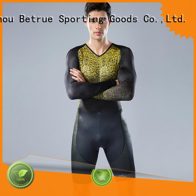 Betrue High-quality cyclocross skinsuit factory for men