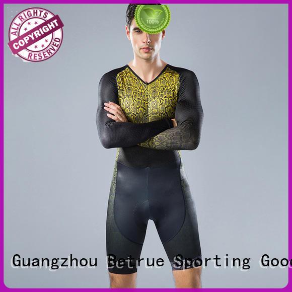 Betrue online cyclocross skinsuit suits for sport