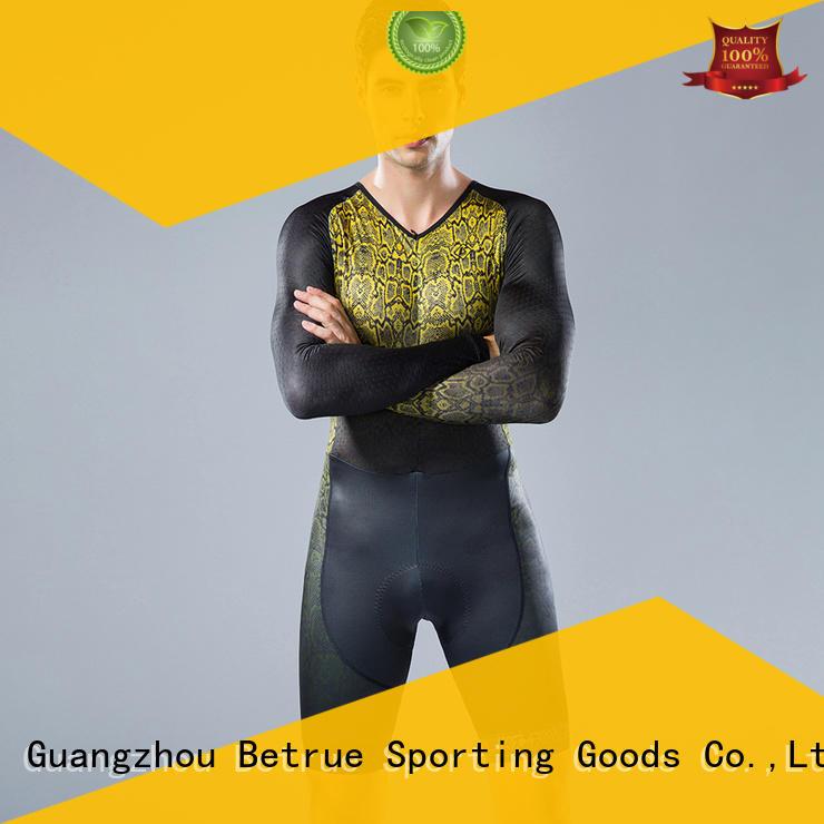 cycling skinsuit long sleeve online for women Betrue