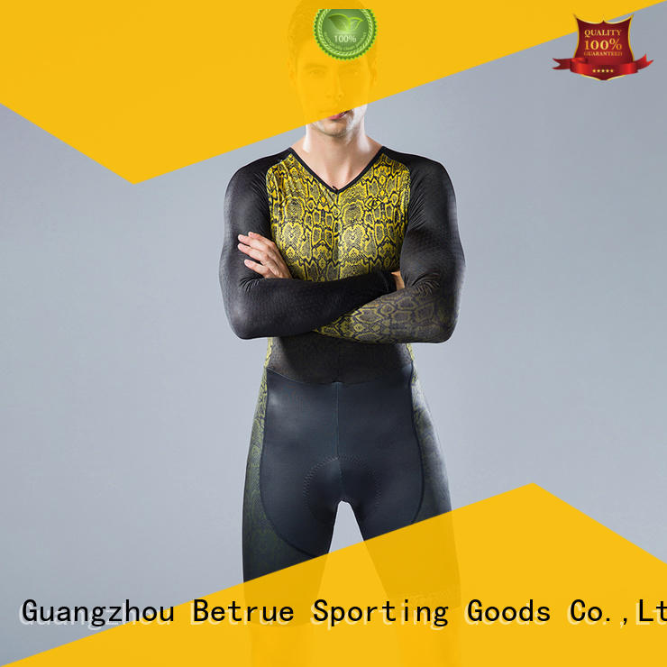 cycling skinsuit long sleeve online for women Betrue
