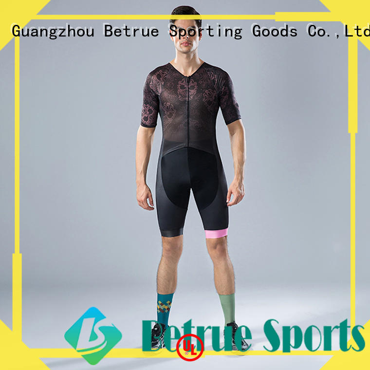 Betrue Top skinsuit triathlon Supply for men