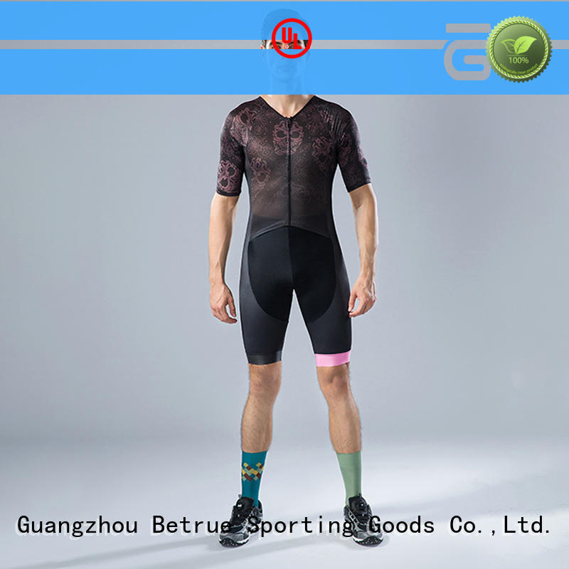 Betrue New triathlon suit mens company for men