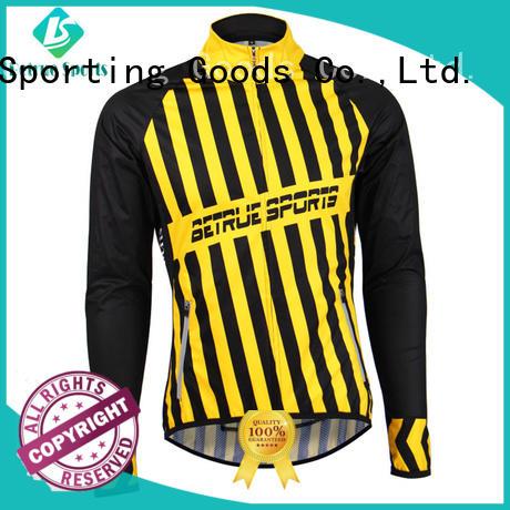 Betrue fleece biker jacket men for business for women