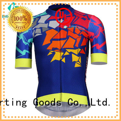 Betrue purple mens cycling jersey supplier for women