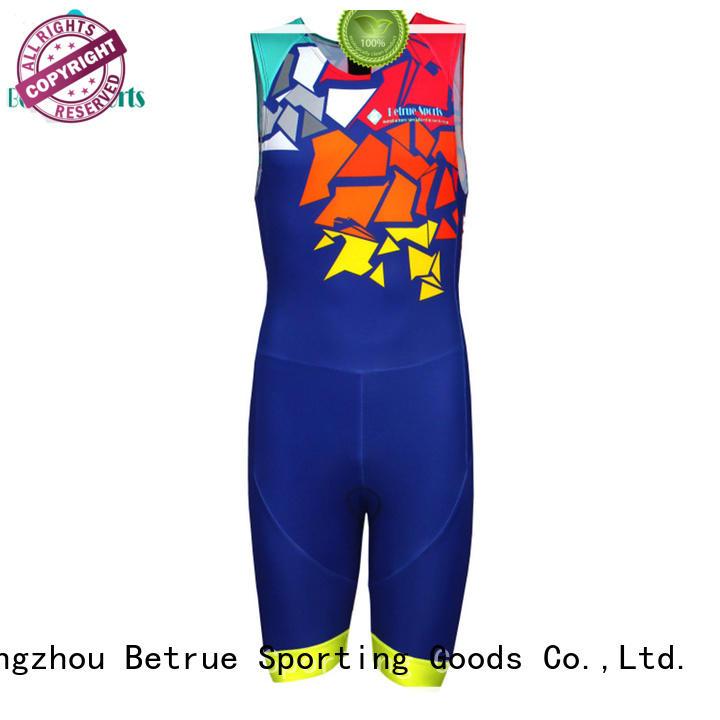 Betrue italian triathlon suit mens suit for sport