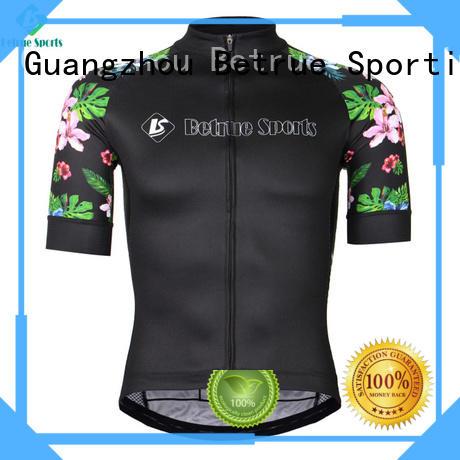 Betrue light mens road bike jerseys summer for men