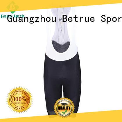 Betrue quality bike bib shorts customized for bike