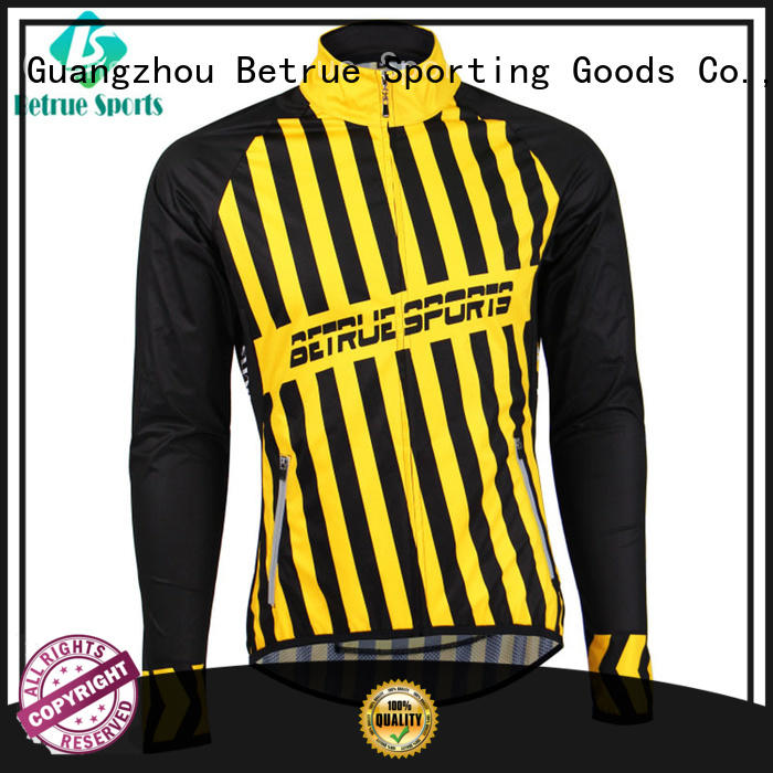 Betrue end cycling jackets for business for men