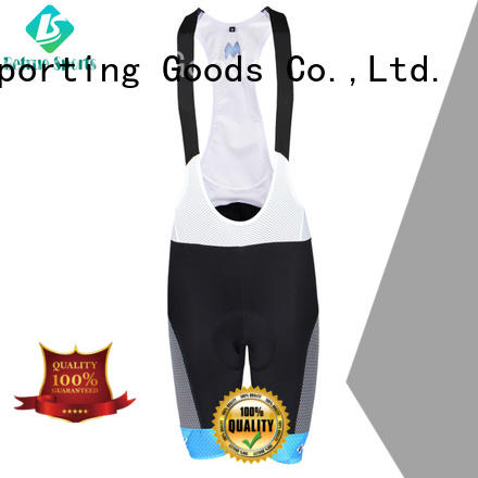 Quality Betrue Brand team cycling bib shorts