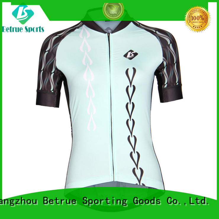 Betrue quality custom bike jerseys manufacturer for bike