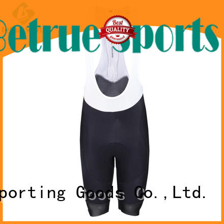 Betrue Brand fibre bicycle fabric cycling bib shorts