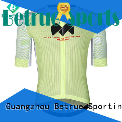 Quality Betrue Brand long sleeve cycling jersey night