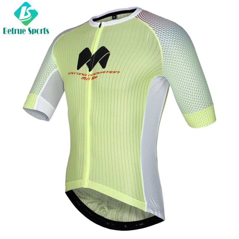 Betrue snowy retro cycling jerseys factory for sport-2
