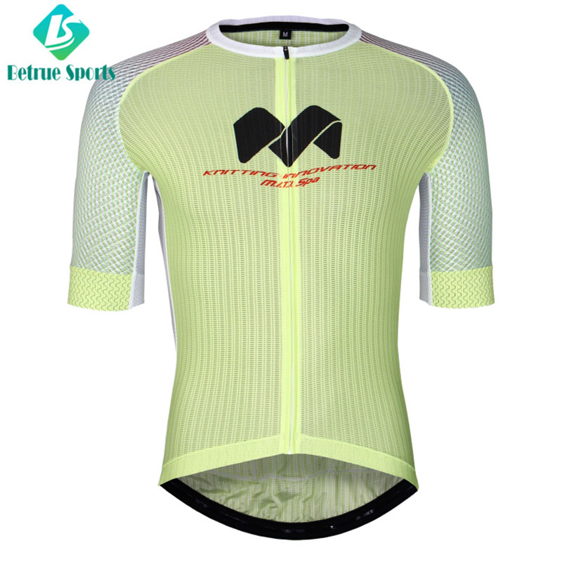 Betrue snowy retro cycling jerseys factory for sport-1