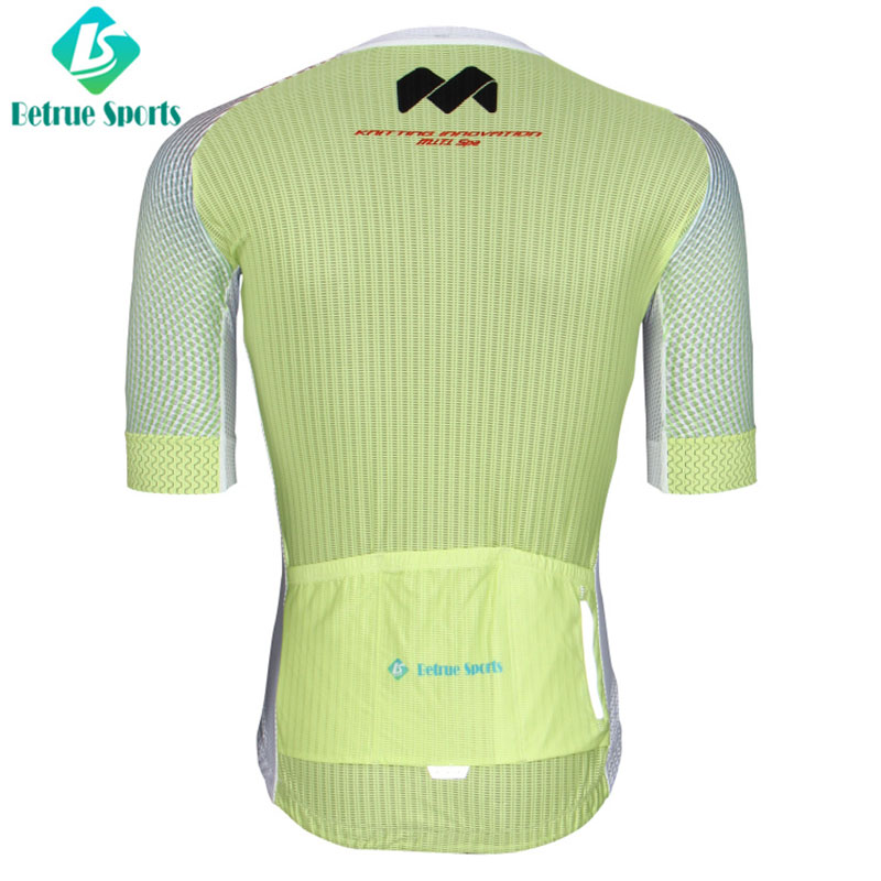 Betrue snowy retro cycling jerseys factory for sport-3