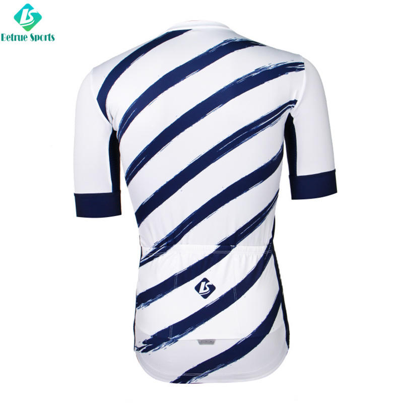 Cross grain Men Cycling Jersey custom BQ0080-5