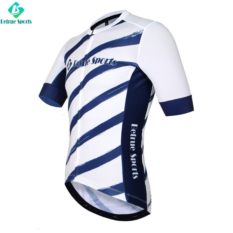Wholesale men long sleeve cycling jersey Betrue Brand