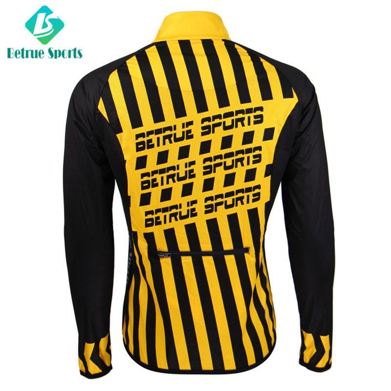Men Cycling Waterproof long sleeve Jacket High End BQ0150-6