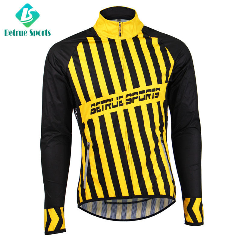 waterproof quality italian cycling jackets Betrue Brand company