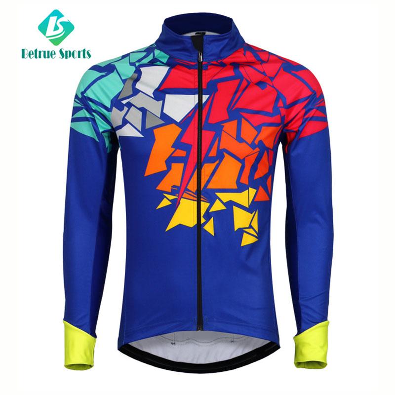 Betrue Latest biker jacket men for business for sport-1
