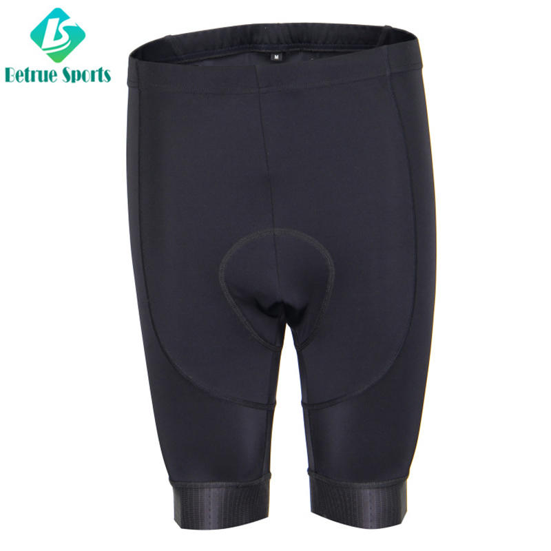 Breathable Compression Cycling Shorts Italy-made Fabric BQCS604