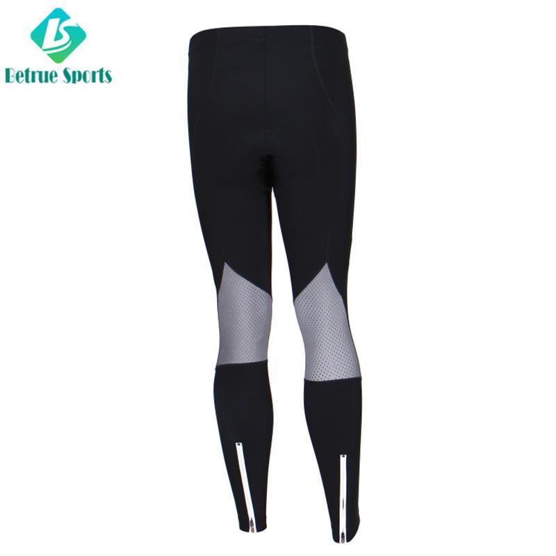 Cycling Pants With Padding For Men Full Leg Cycling Pants For Winter BQ-CS602