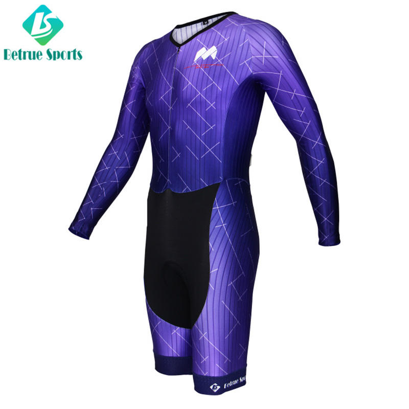 Betrue Latest cyclocross skinsuit factory for women