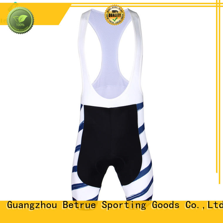 Betrue 3d cycling bib tights manufacturers for men