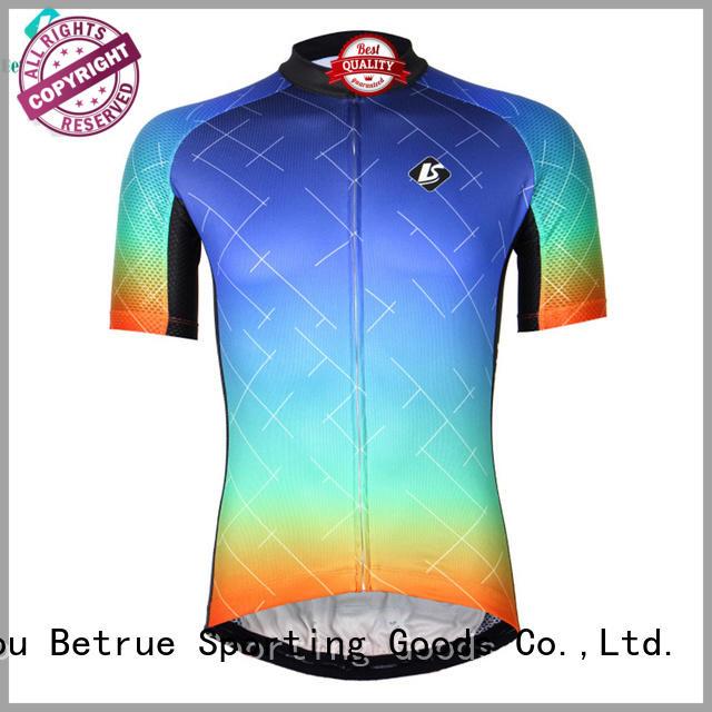 Betrue cross mens long sleeve cycling jersey slim for women