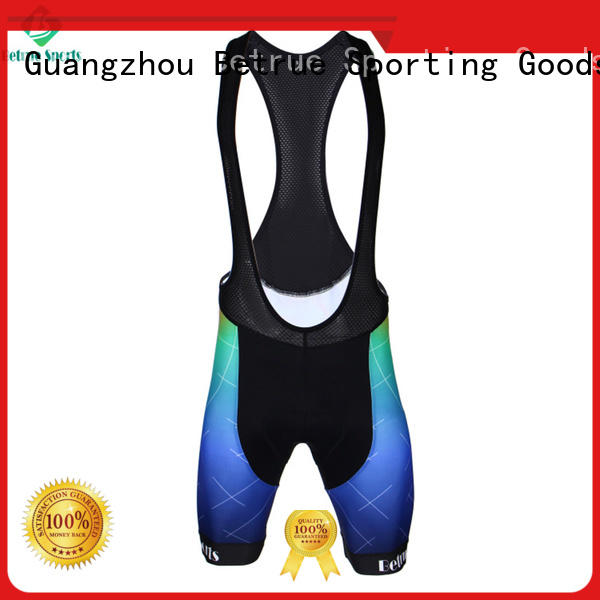Betrue pro mtb bib shorts customized for women