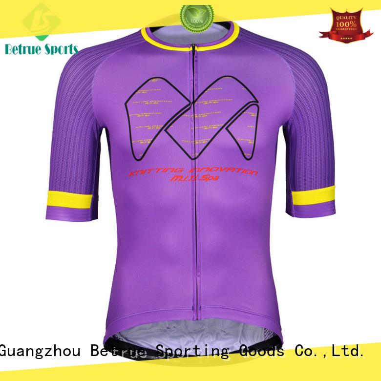 Betrue colorful bike jerseys mens series for women