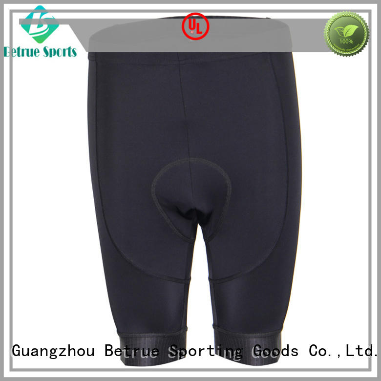 Betrue shorts padded cycling pants customized for bike