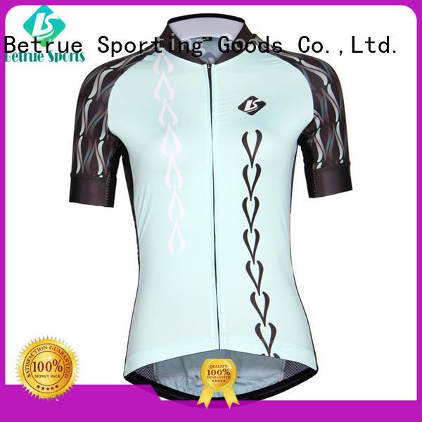Betrue online womens cycling jersey supplier for bike