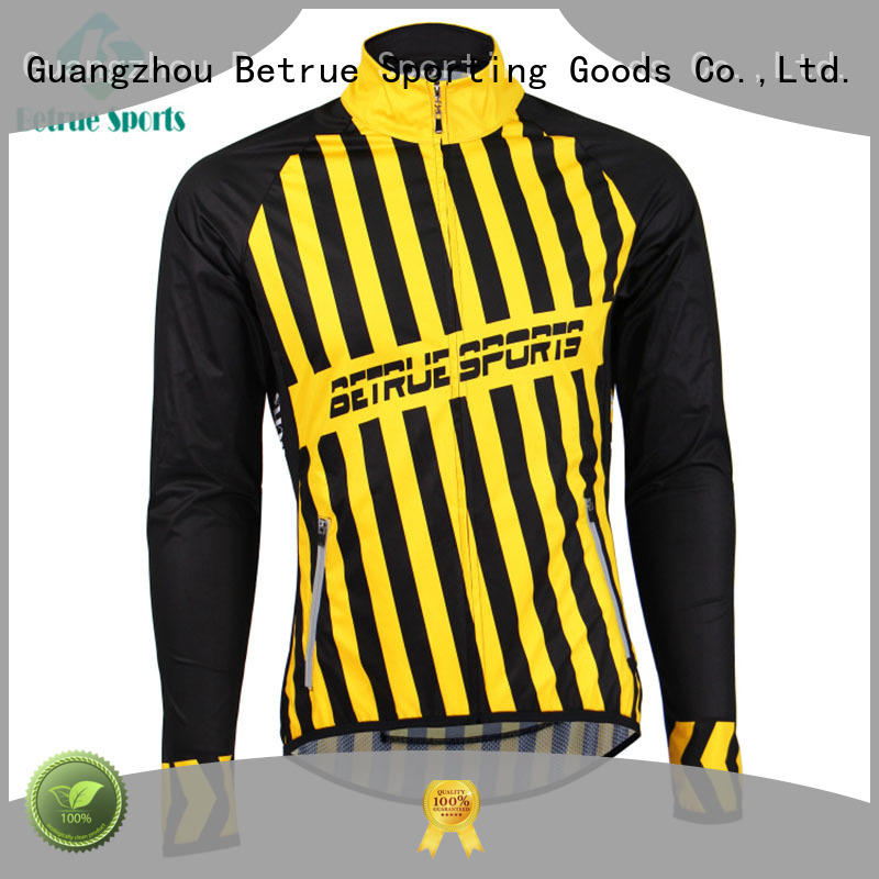 waterproof raincoat italian Betrue Brand biker jacket women manufacture