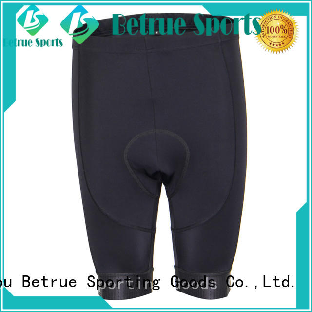 High-quality padded cycling pants padding company for sport