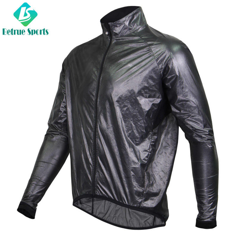 Betrue fleece cycling jackets manufacturer for sport-2